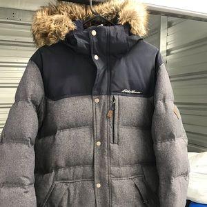 Eddie Bauer Down Parka Coat